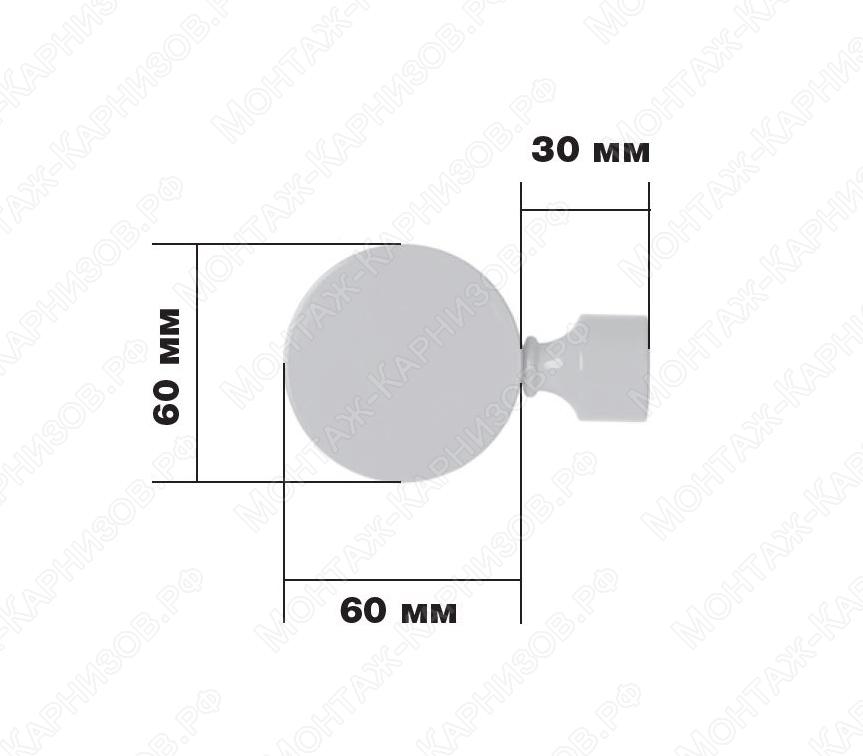 Размер наконечника Круг