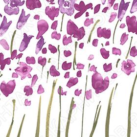 Весна 4469 лиловый