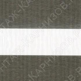 Зебра Металик 1881 темно-серый