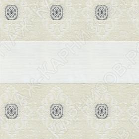 Зебра Дамаск 0225 белый