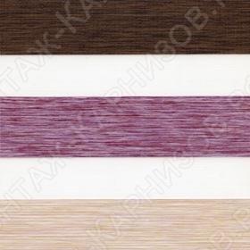 Зебра Дайкири 4858 вишневый