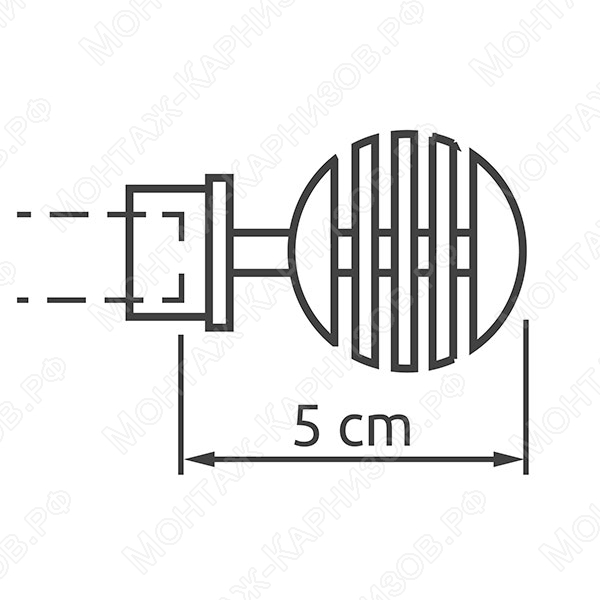 Размер наконечника