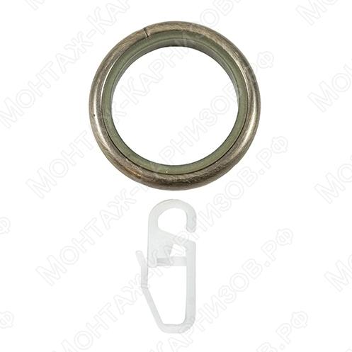 кольцо с крючком