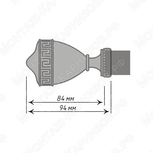 размер наконечника Версус