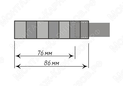 размер наконечника Сигма