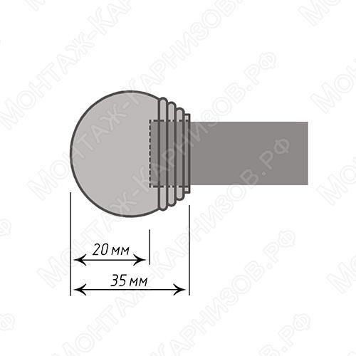 размер наконечника Тоди Макс