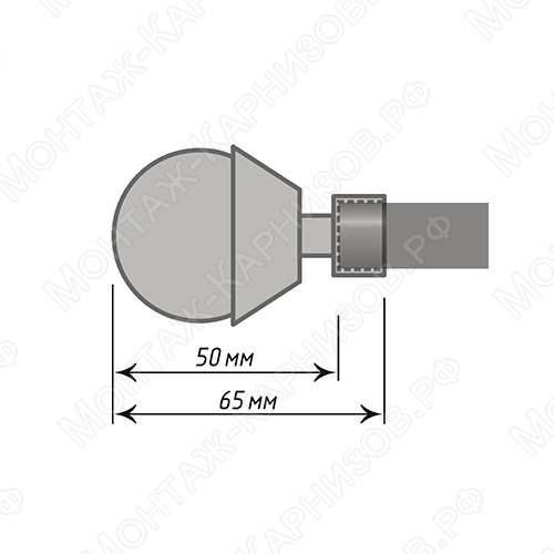 размер наконечника Жемчужина